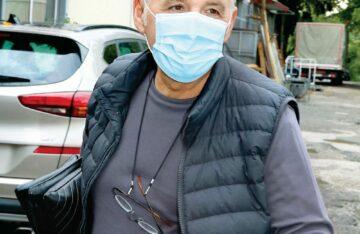 bosanac sa maskom