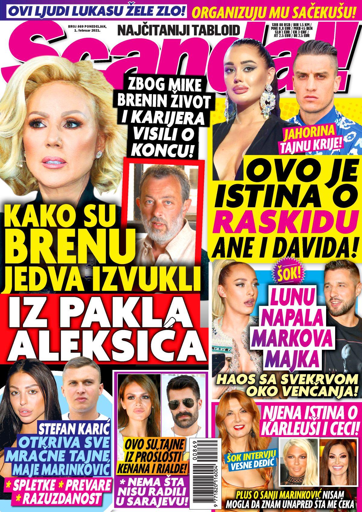 Naslovna Scandal