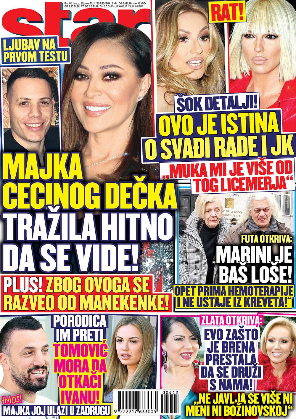 Naslovna STAR 442