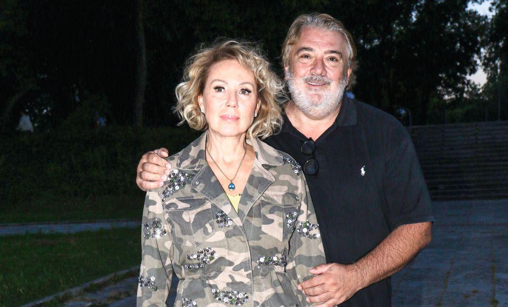 Lepa Brena, Boba Živojinović