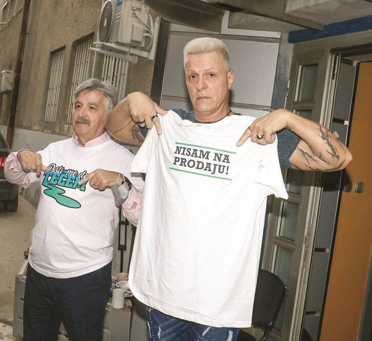 Dragan Stojković Bosanac, Đorđe David