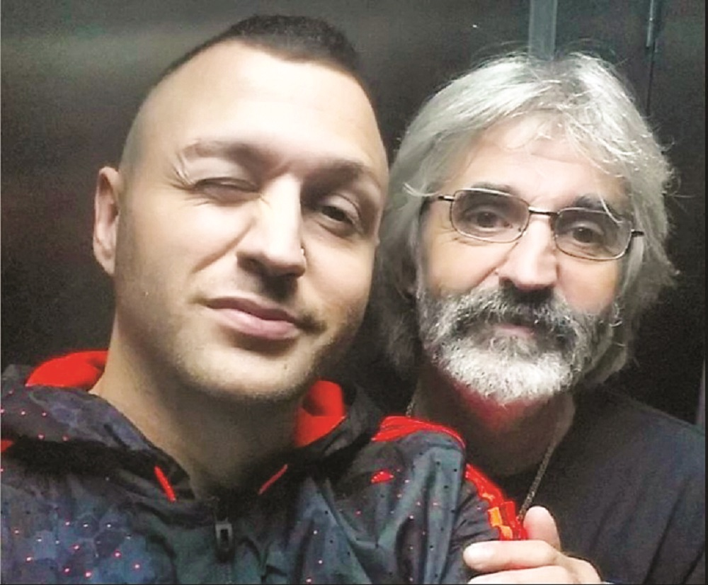Nenad Aleksić Ša, Zoran Aleksić