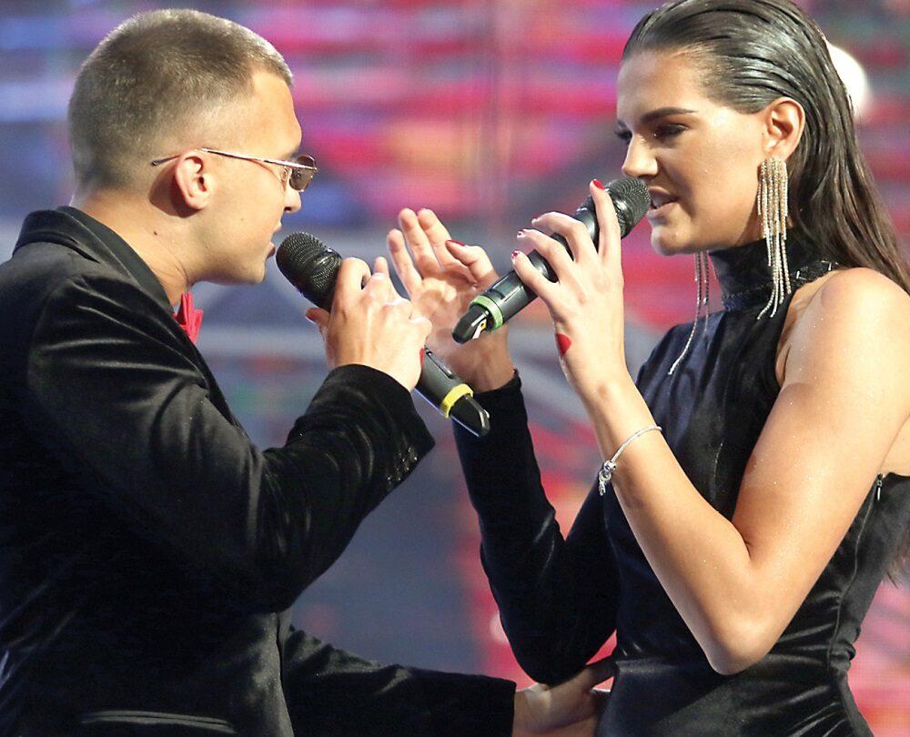 Jovana Ljubisavljević, Stefan Karić
