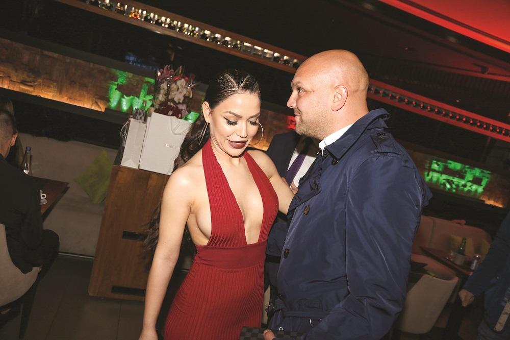 Aleksandra Mladenović, Mihajlo Šaulić